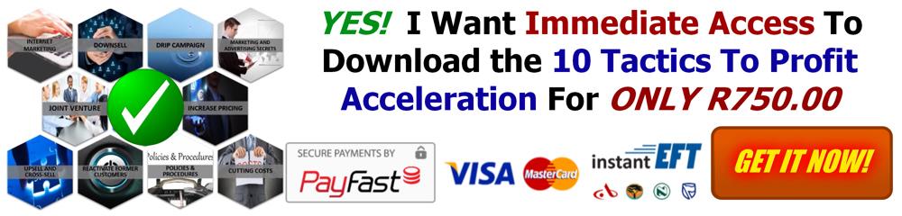 Profit Acceleration